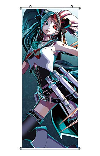 CoolChange Großes Vocaloid Rollbild | Kakemono aus Stoff | Poster 100x40cm | Motiv: Calne Ca