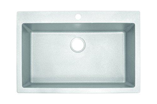 Franke DIG61091-WHT Sink, Large, White