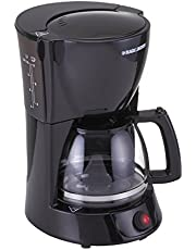 Black & Decker DCM600-B5 Coffee Maker, 10 Cups - Black