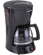 ماكينة صنع القهوة من بلاك اند ديكر DCM600-B5، 10 اكواب، اسود