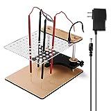 KKmoon LED BDM Frame BDM Table ECU Chip Tuning Flasher Tester Compatible with KESS V2, KTAG, KTM100, BDM100, 22pcs BDM