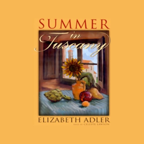 Summer in Tuscany audiobook cover art