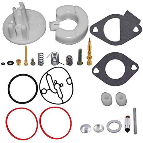 Carburetor Carb Rebuild Repair Kit Replacement for Briggs & Stratton Walbro LMT 5-4993