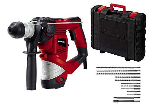 Einhell Martillo perforador TC-RH 900 Kit