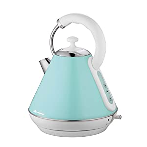 SQ Professional Dainty Legacy Cordless Electric Kettle, Fast Boil, 2200W 1.8L