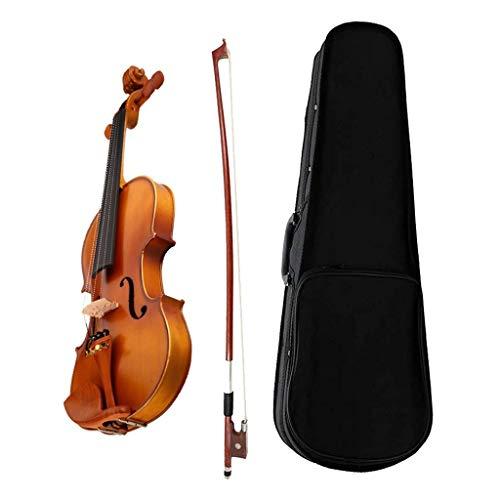 Vioolse viool professionele muziekindeling massief houten viool handgemaakte accessoires booginstrumenten voor volwassenen
