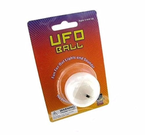Energy Ball Circuit UFO Ball Electricity Conductivity Science Project