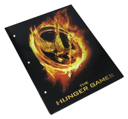 Neca - The Hunger Games classeur Burning Mockingjay