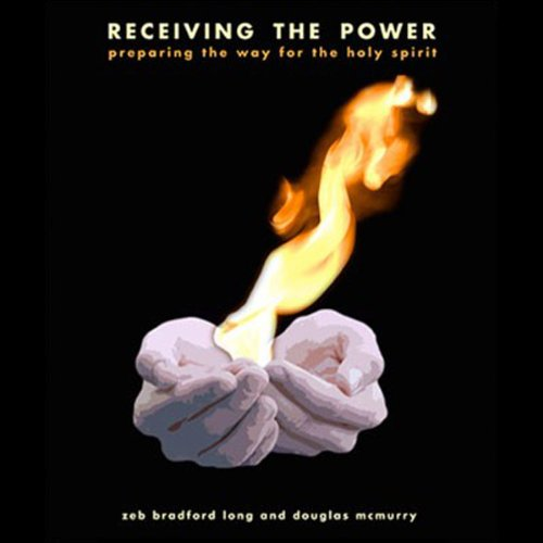 Receiving the Power audiobook cover art