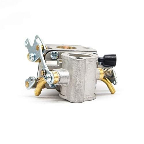 Dafengchui Carburador for Zama C1Q-S118 for STIHL TS410 TS420 Carb Piezas de Motosierra 4238-120-0600 (Color : Silver)