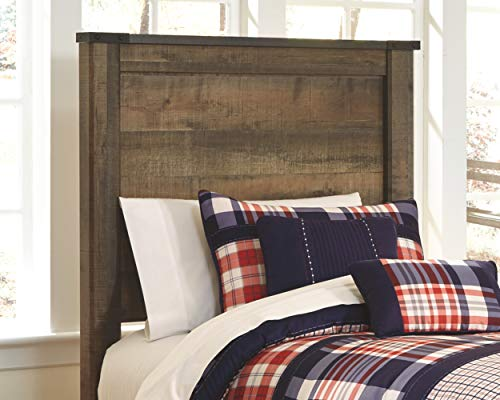 Signature Design by Ashley Trinell Headboards, Brown