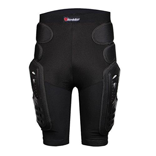SDENSHI Pantaloncini Imbottiti Protezione Dell'anca e Gambe Abbigliamento Sportivo Elastico...