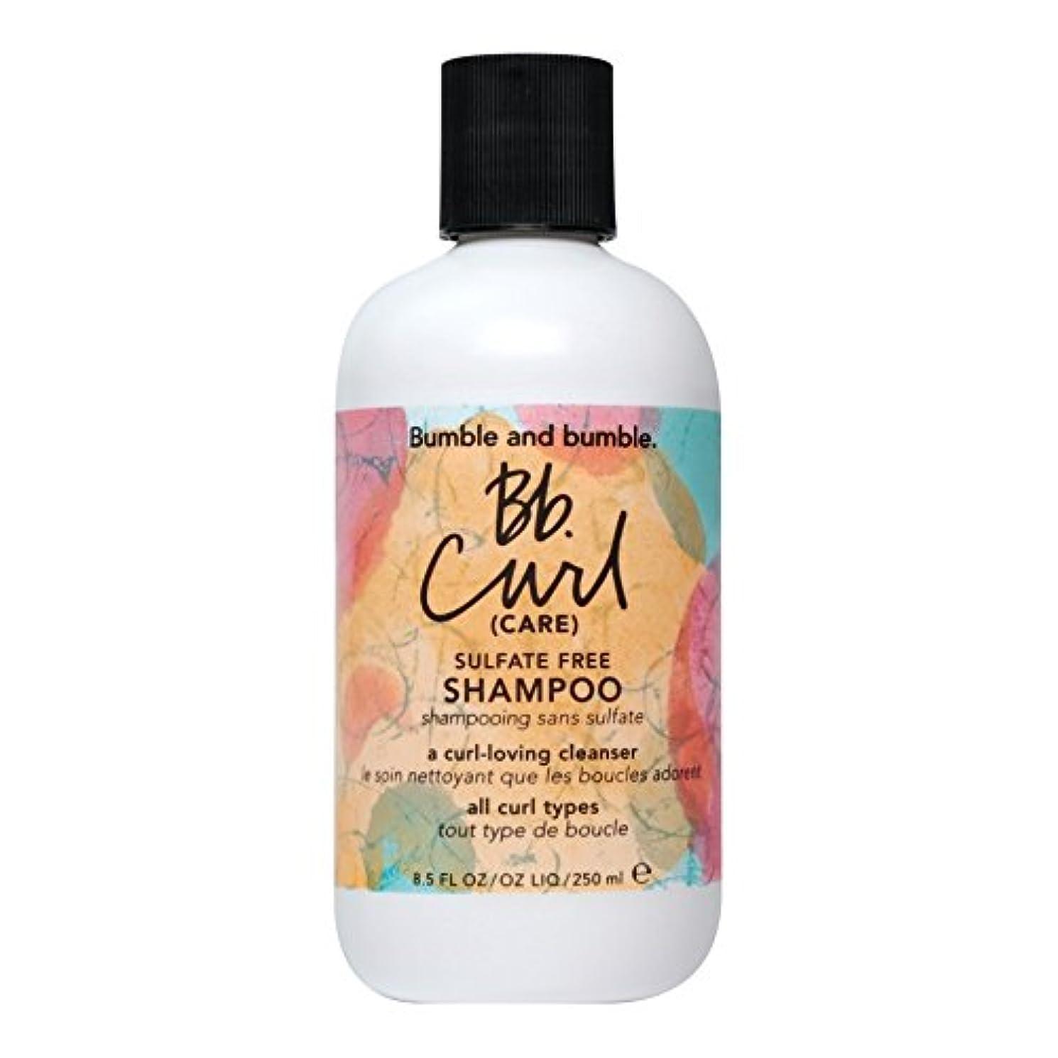 ディプロマに向かって存在カールシャンプー250をバンブルアンドバンブル x4 - Bumble and Bumble Curl Shampoo 250ml (Pack of 4) [並行輸入品]