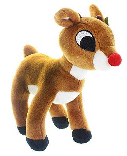 Rashti & Rashti Rudolph The Red Nosed Reindeer Movie Plush Character: Rudolph...