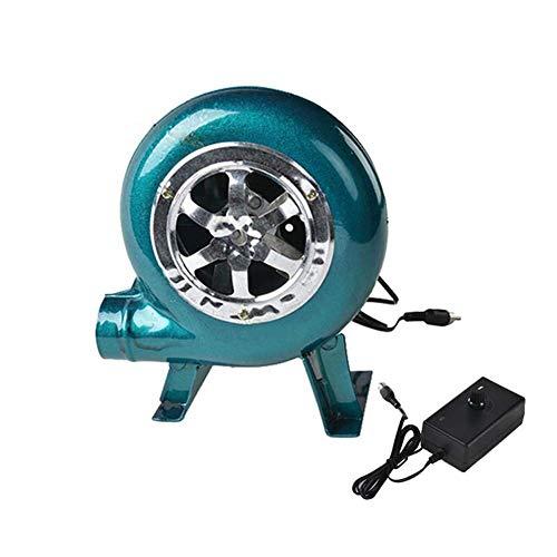 Yangangjin Elektrische ventilator, 220 V, met variabel toerental, voor barbecue, kachelventilator, 30 W