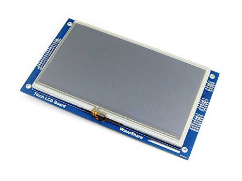 WENDi TFT 7inch Resistive Graphic LCD, LED Backlight, 800 X 480 Pixel, RA8875 Chip for SCM LCD