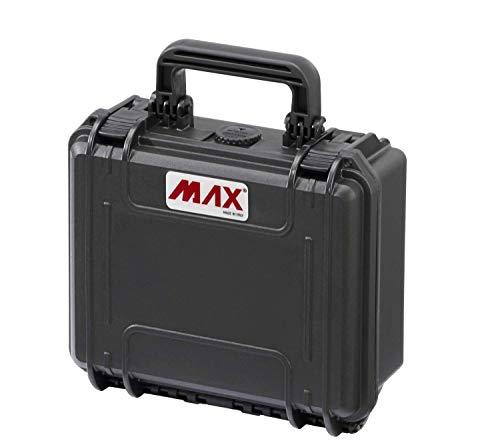 Max MAX235H105S Caso de Transporte, negro, Única