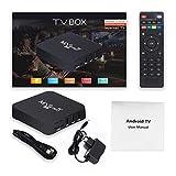 ALLWIN MXQ Pro 4K 5G TV Box Android 10.0 Smart Box Ram 2GB ROM 16GB HD 3D De Doble Banda 2.4G / 5.8G WiFi Quad Core Home Media Player