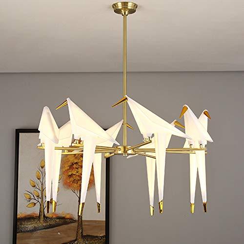 Led-wandlamp met warm wit papier, Scandinavisch, modern, minimalistische plafondlamp, creatieve persoonlijkheid, hotel, woonkamer, slaapkamer, gang, gang