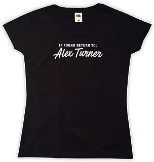 Women's If Found Return to Alex Turner T-Shirt