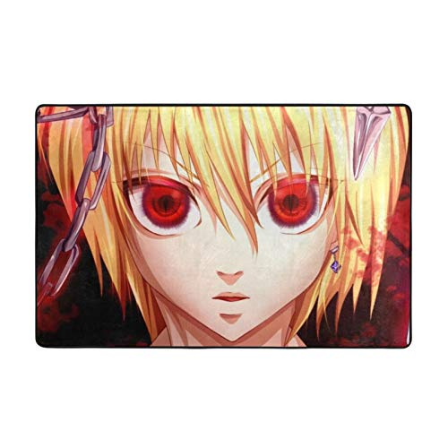 KZLXCH Anime Hunter x Hunter - Alfombras grandes (150 x 100 cm)