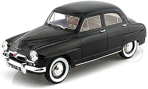 1953 Simca Aronde 1 18 schwarz