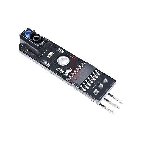 10PCS IR Infrared Line Track Follower Sensor TCRT5000 Obstacle Avoidance for Arduino AVR ARM PIC DC 5V