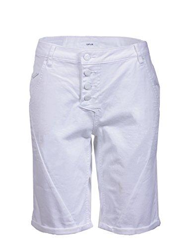 OPUS Damen Short 221512859#16009, Gr. 34, Weiß (White 010)