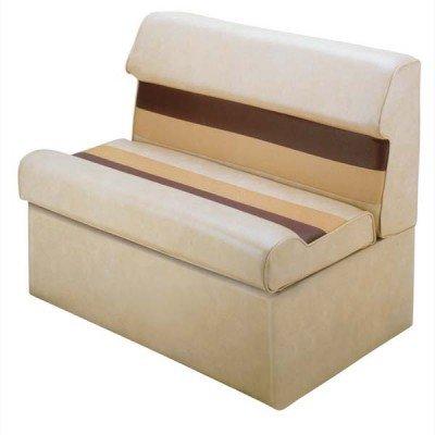 AMRW-WD100-1011 * Wise Boat Seats Pontoon 36' Lounge Seat - Grey - Navy - Blue