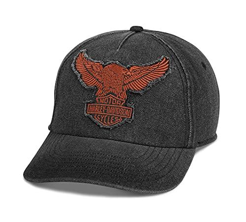 HARLEY-DAVIDSON Winged Eagle Baseball Cap Schirmmütze