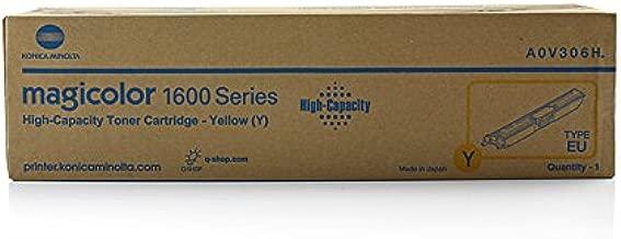 Toner cartridge Original Konica Minolta 1x Yellow A0V306H XXL for Konica-Minolta Magicolor 1650 EN D