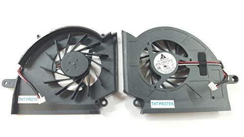 Kompatibel für Samsung RF410, RF411, RF510, RF511 Lüfter Kühler Fan Cooler