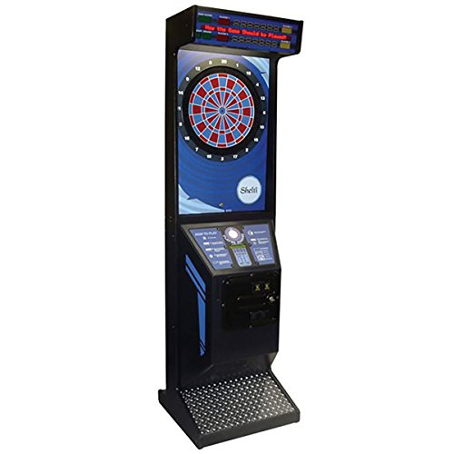 Great Price! Shelti Eye II Electronic Coin-op Dartboard