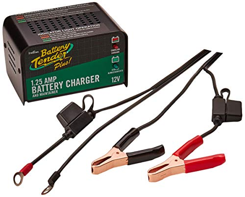 Battery Tender Plus 021-0128 Charger