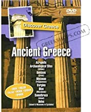 Dicover Greece Ancient Greece (Acropolis, Archaeological sites (Athens), Knossos (Crete),mycenae (Peloponnese), Vergina, Dion (Macedonia), Samothrace (Island),delos (Island&museums in Cyclades)