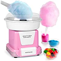 Nostalgia Retro Hard Cotton Candy Maker