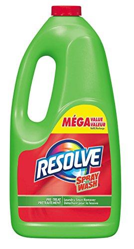 Resolve, Spray 'N Wash, Laundry Stain Remover, Mega Value Pre-Treat Trigger Refill, 1.5 L