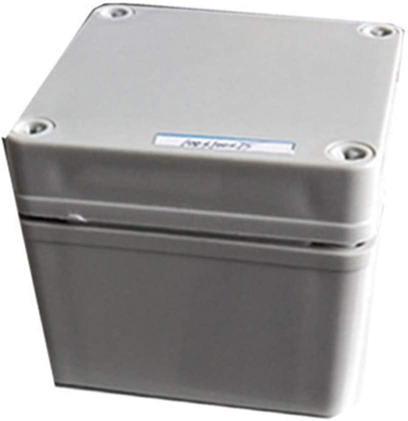 Caja de conexiones 150 x 200 x 100 mm Caja de ABS Cable de iluminación exterior Conexión eléctrica: Amazon.es: Bricolaje y herramientas