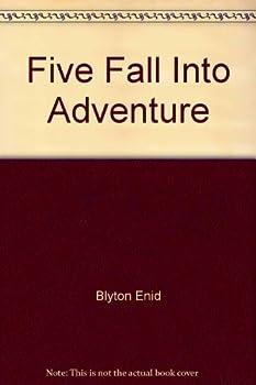 Hardcover Five Fall Into Adventure Book