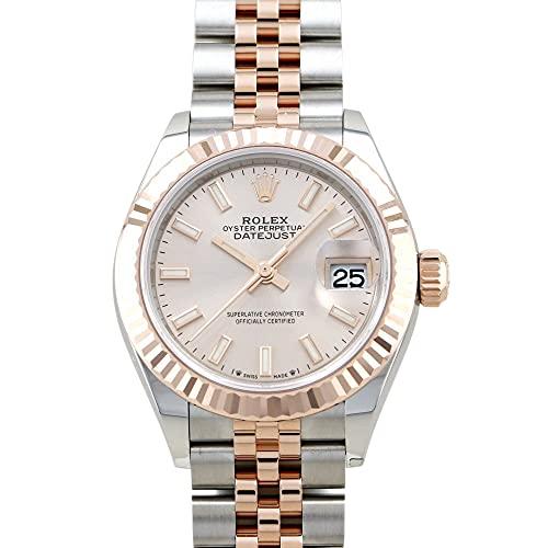 ロレックス ROLEX デイトジャスト 28 279171 サンダスト文字盤 腕時計 レディース (W205011) [並行輸入品]