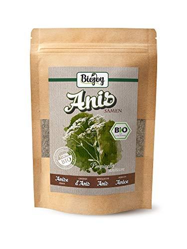 Biojoy BIO-Anissamen, ganz - Pimpinella anisum (250 gr)