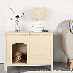 Easy to Build Fold Out Wooden Pop up Dog House
