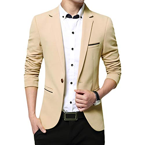 Blazer - Chaqueta de disfraz para hombre, diseño elegante y formal para...