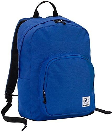 ZAINO INVICTA - OLLIE PACK II - Blue - tasca porta pc padded - scuola e tempo libero americano 25 LT