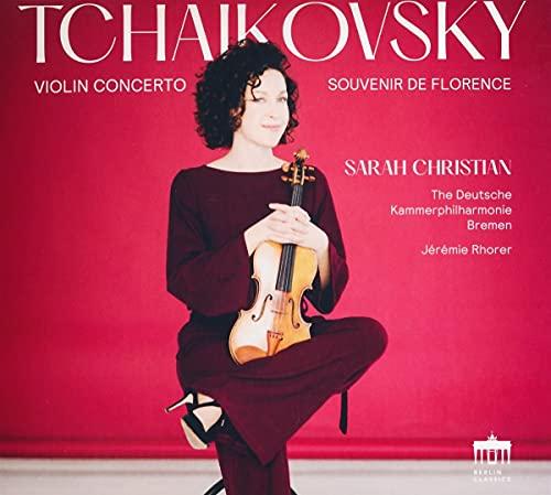 Tchaikovsky: Violin Concerto & Souvenir de Florence
