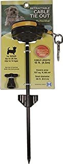 Lixit Animal Care Retractable Cable Tie Out