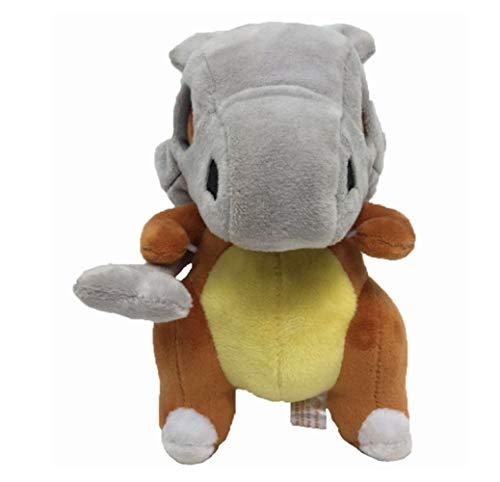 WMYWBYT Peluches Pequeño Dinosaurio Juega al Lobo Feroz, Muñecas rellenas de algodón PP, cumpleaños para niños niño 18cm
