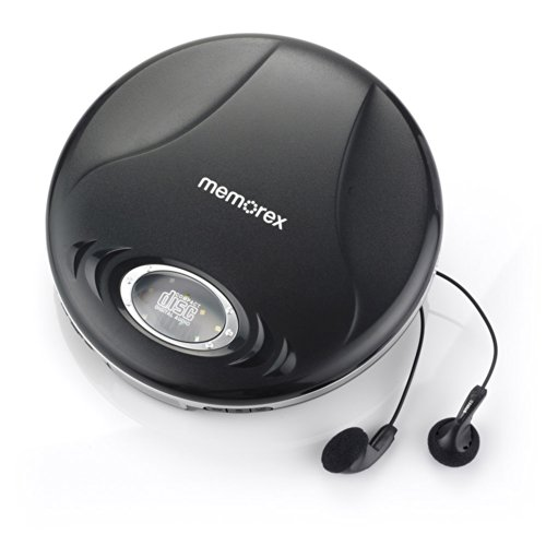 Memorex Personal CD Player with Anti Skip