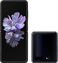 Samsung Galaxy Z Flip Factory Unlocked Cell Phone |US Version - Single SIM | 256GB of Storage | Folding Glass Technology | Long-Lasting Battery | US Warranty | Mirror Black