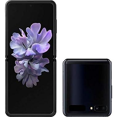 Samsung Galaxy Z Flip Factory Unlocked Cell Phone |US Version – Single SIM | 256GB of Storage | Folding Glass Technology…
